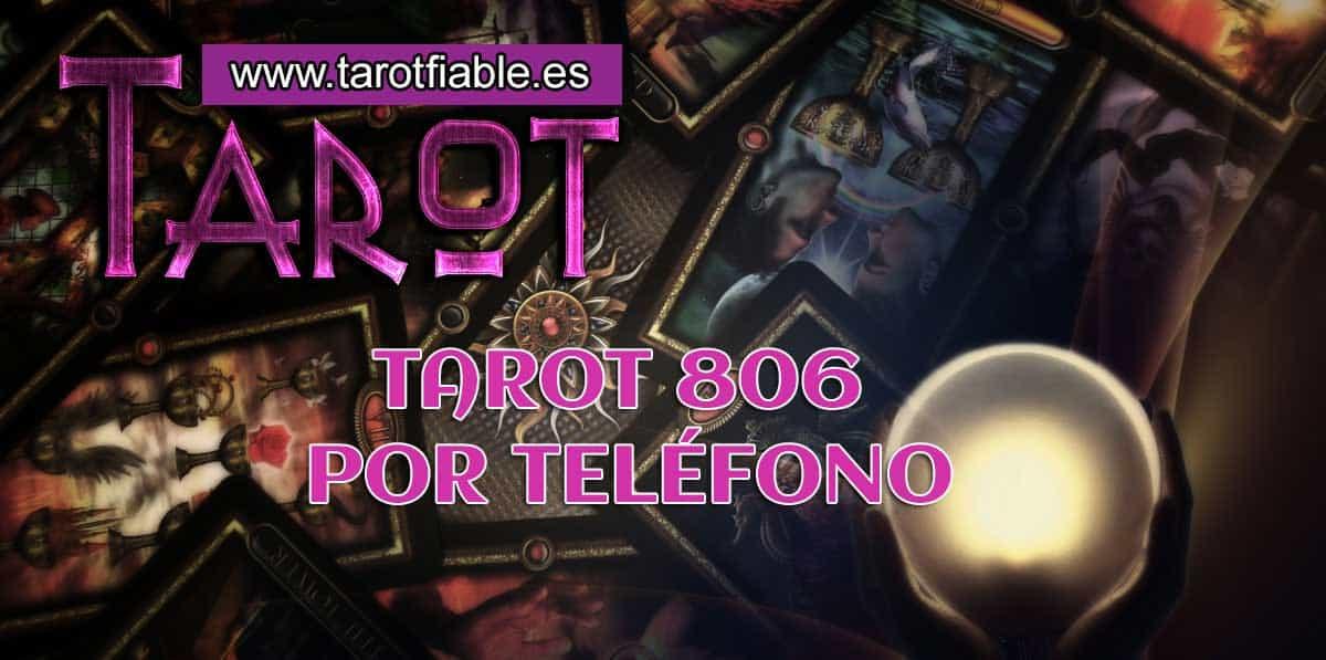 tarot 806 por teléfono