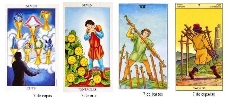 los cuatro sietes