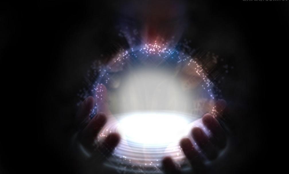 bola de cristal de videntes