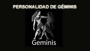 personalidad de géminis