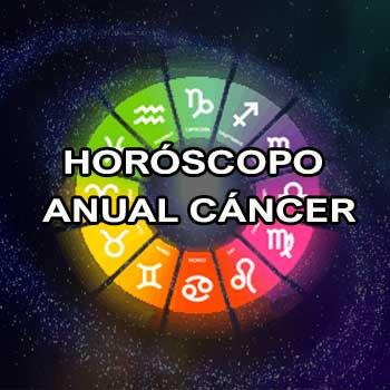 horóscopo anual cáncer