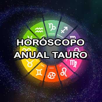 horóscopo anual tauro