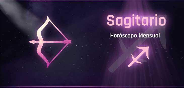horóscopo mensual Sagitario