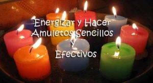 Energizar y hacer amuletos sencillos y efectivos