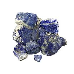 piedra de acuario lapis lazuli
