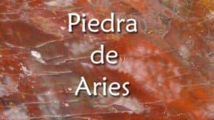 piedra de aries
