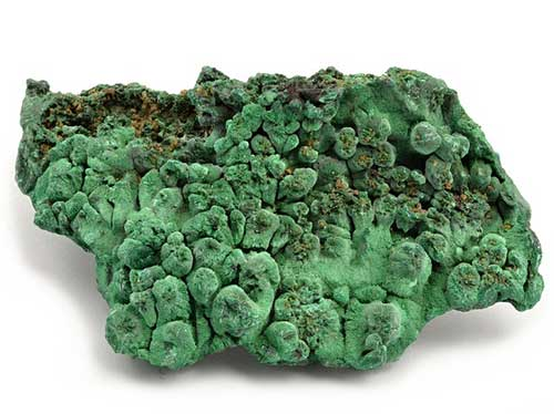 gema malaquita verde