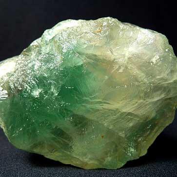 gema fluorita verde, la piedra de los virgo