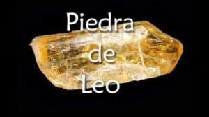piedra de leo