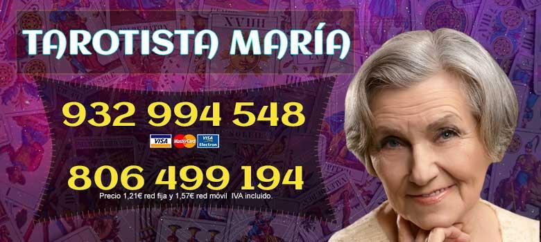 tarotista María Ramos