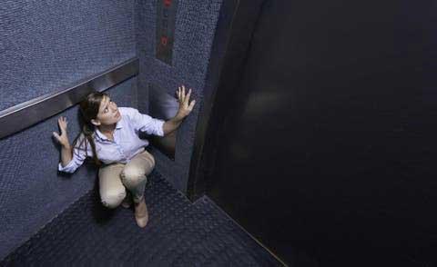 significado de tener pesadillas con ascensores