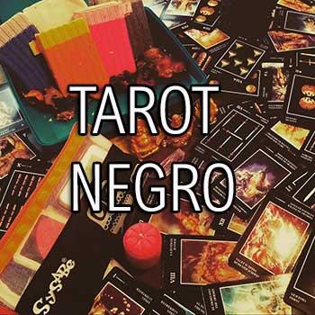 técnica del tarot negro