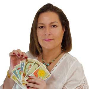 tarotista Rosa María Solsona Esteban